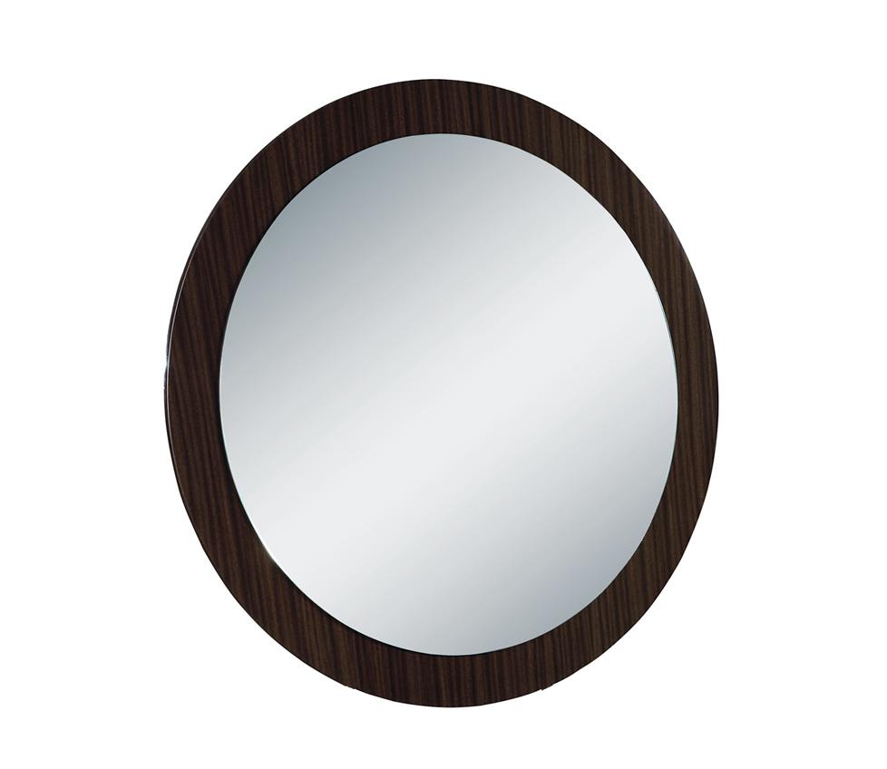 Global Furniture USA Aria Mirror - Sapelle