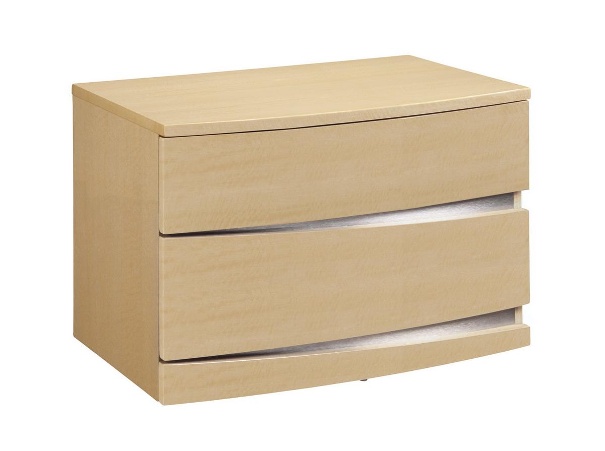 Global Furniture USA Aria Night Stand - Maple