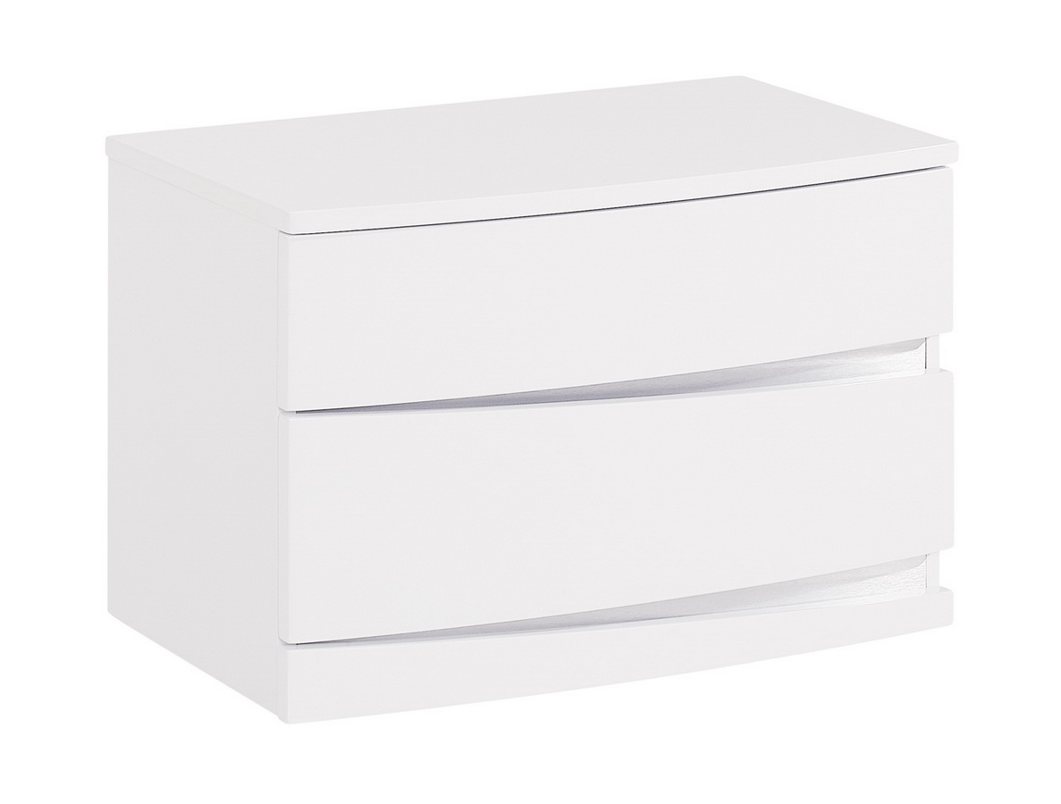 Global Furniture USA Aria Night Stand - White