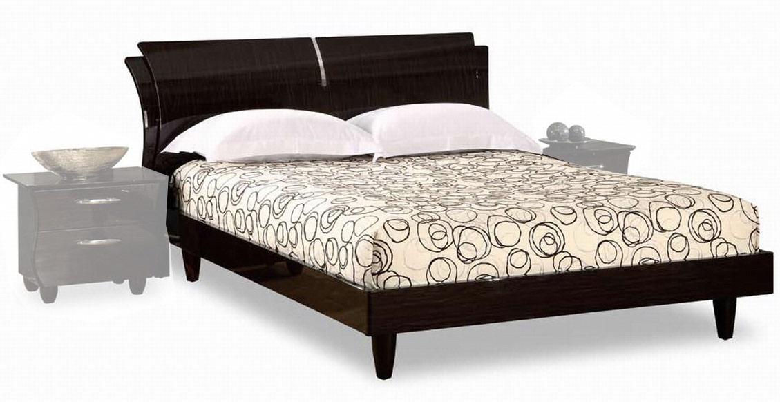 Global Furniture USA B142 Bed - Wenge