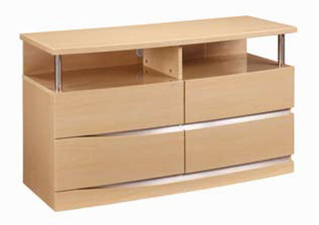 Buy global furniture usa gf 720 tv stand cherry online for Cheap modern furniture usa
