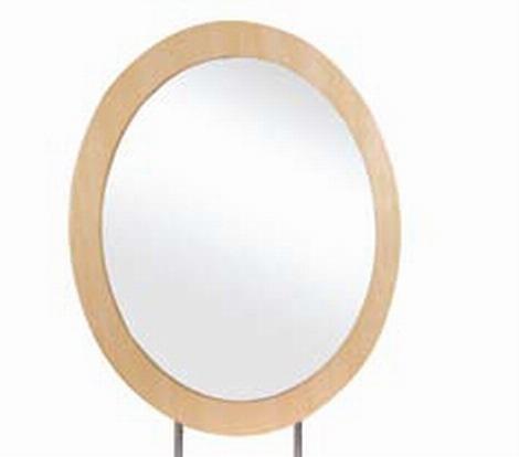 Global Furniture USA B63 Mirror - Maple