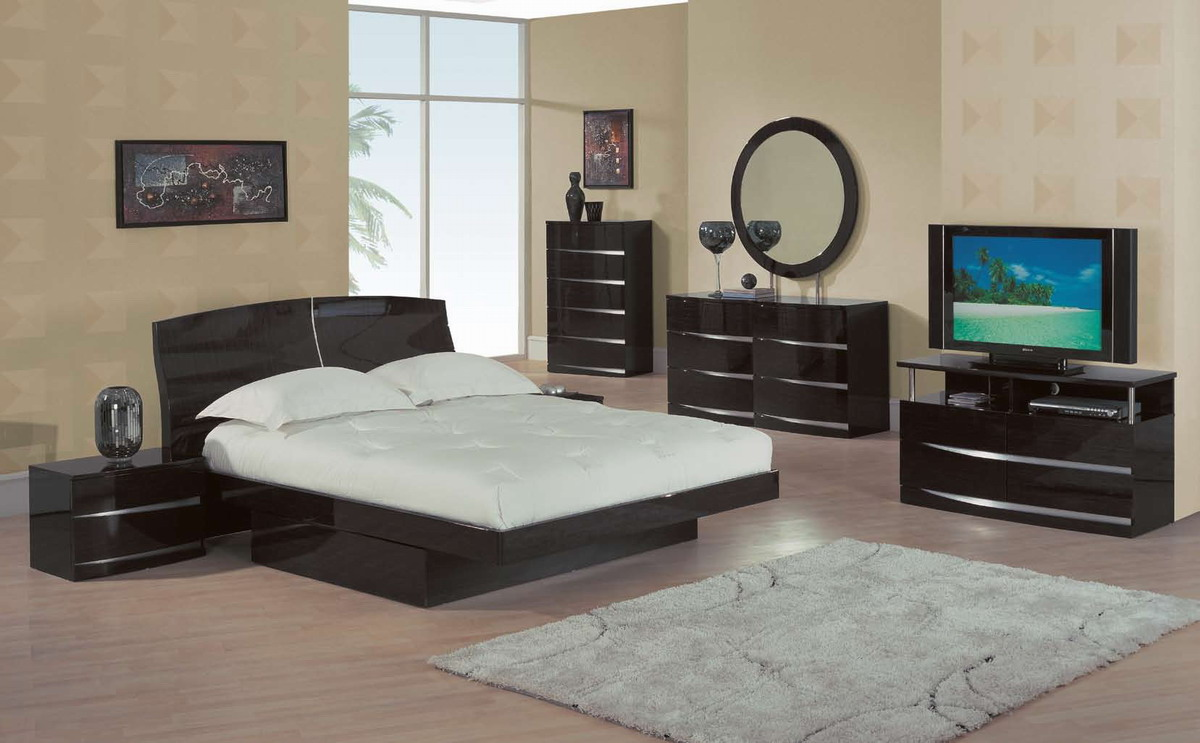 Global Furniture USA B63 Bedroom Collection - Wenge