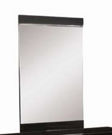 Global Furniture USA B67 Mirror - Black