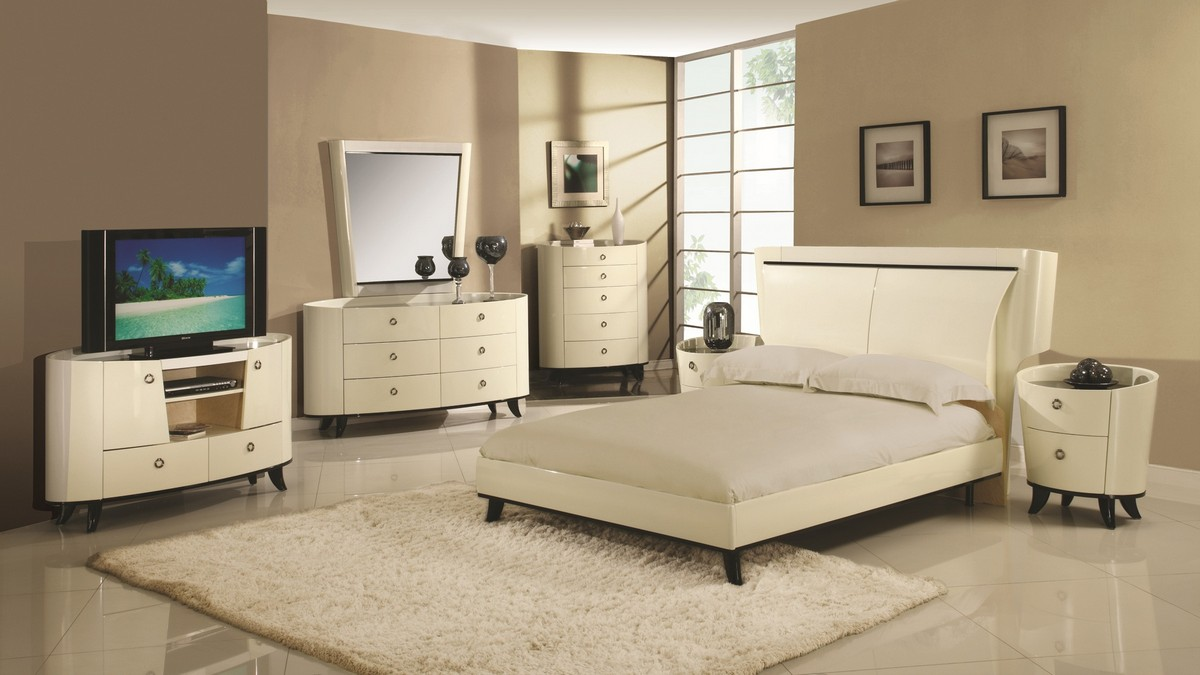 Global Furniture USA Angelica Bedroom Set