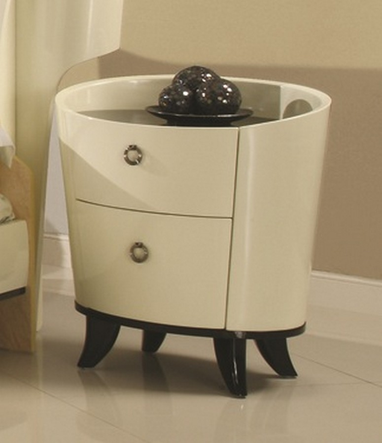 Global Furniture USA Angelica Night Stand