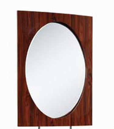 Global Furniture USA B92 Mirror - Two Tone Brown
