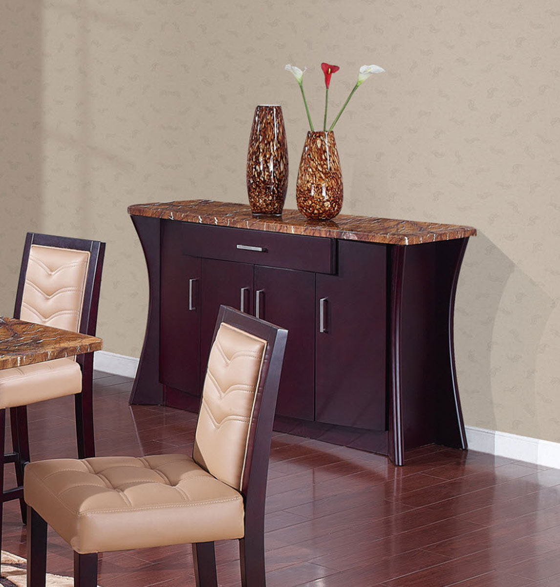 Linda Collection by Global Furniture USA  YouTube