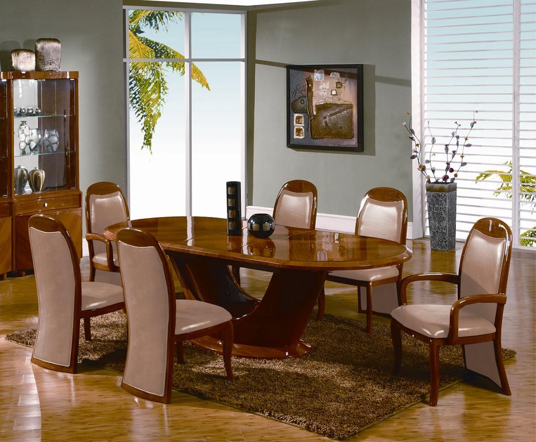 Global Furniture USA Emily 7-Piece Dining Set