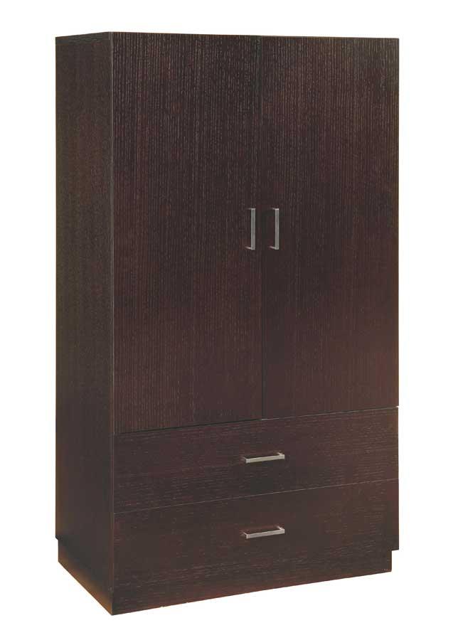 Global Furniture USA GF-G020 Armoire-Wenge