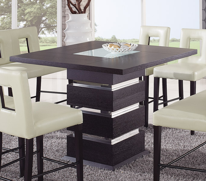 G072 Counter Height Table - Global Furniture