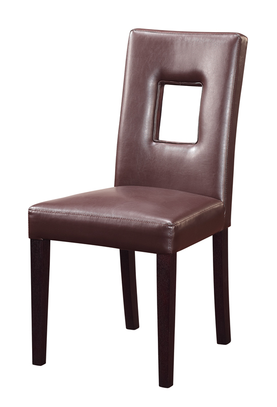 Global Furniture USA G072 Dining Chair - Brown DG072DC-CP001