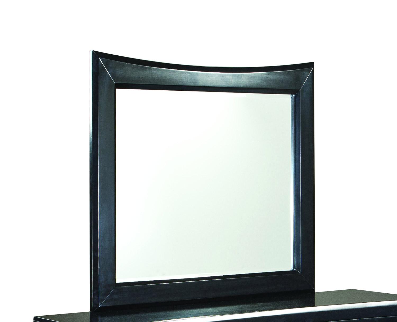 Global Furniture USA Madeline Mirror - Black