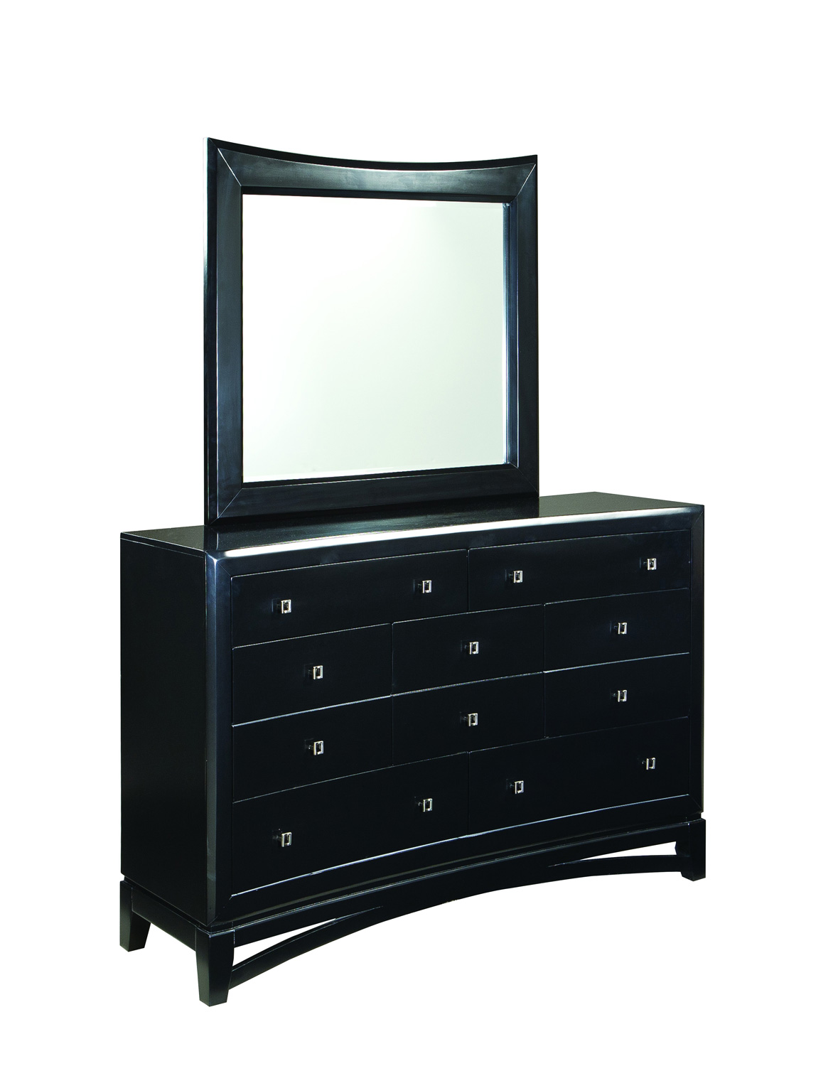 Global Furniture USA Madeline Dresser - Black