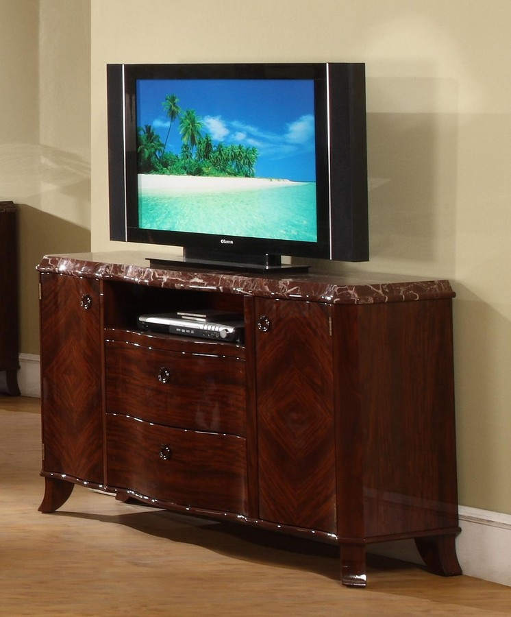 Global Furniture USA Michelle TV Stand