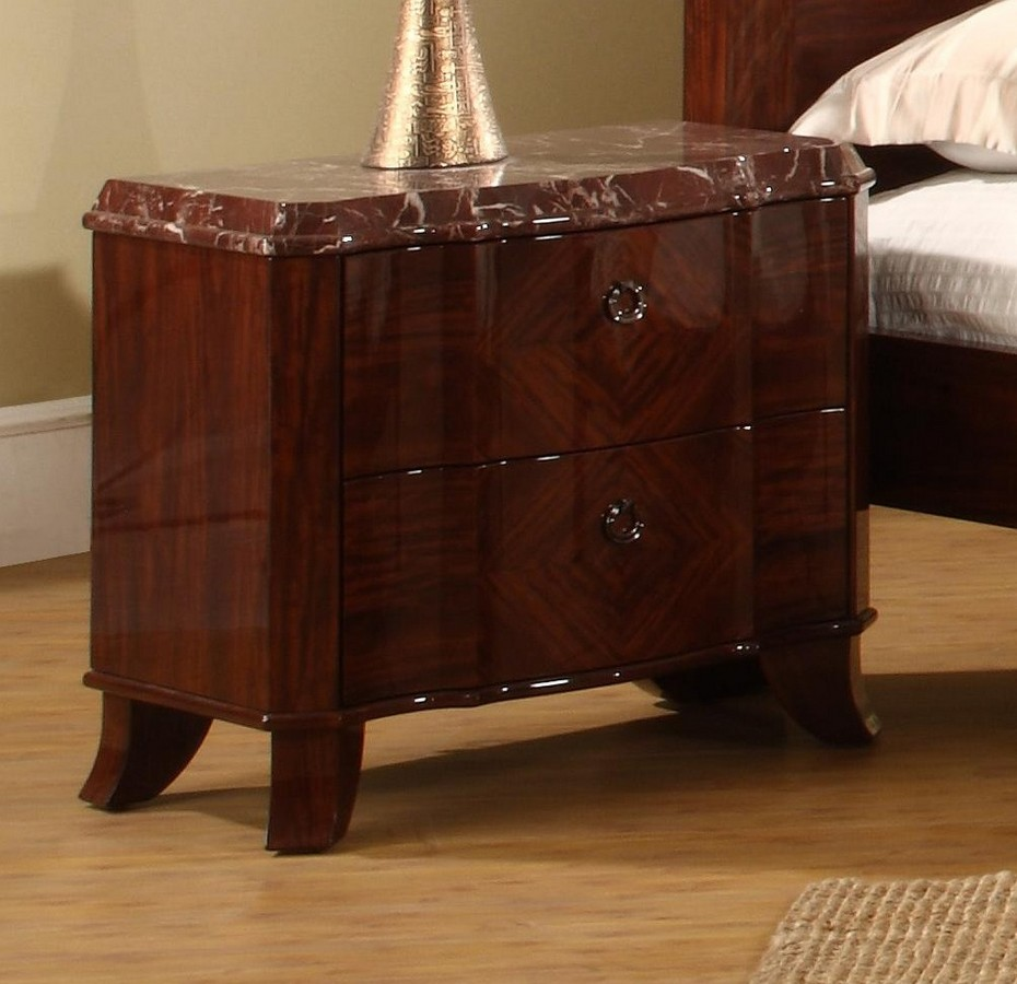 Global Furniture USA Michelle Night Stand