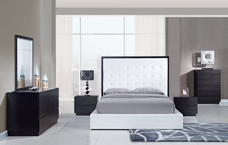 Global Furniture USA Metro Bedroom Set - Wenge