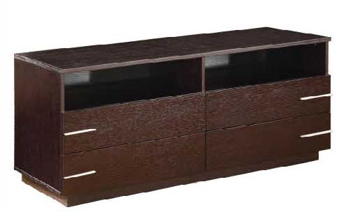 Global Furniture USA Metro Entertainment Unit - Wenge