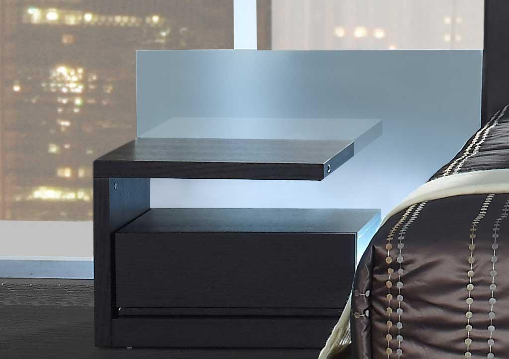 Global Furniture USA Miami Night Stand - Wenge