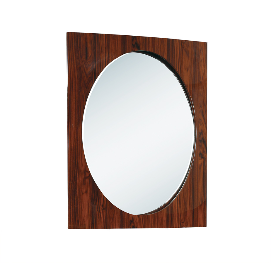 Global Furniture USA New York Mirror - Kokuten