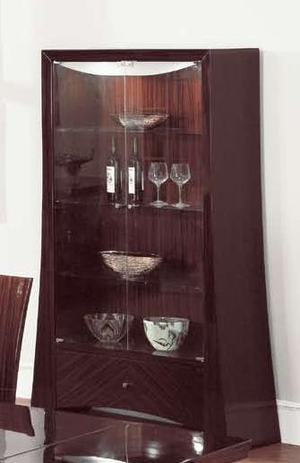 Cheap Global Furniture USA Rosa-S Vetrina Curio – China Cabinet