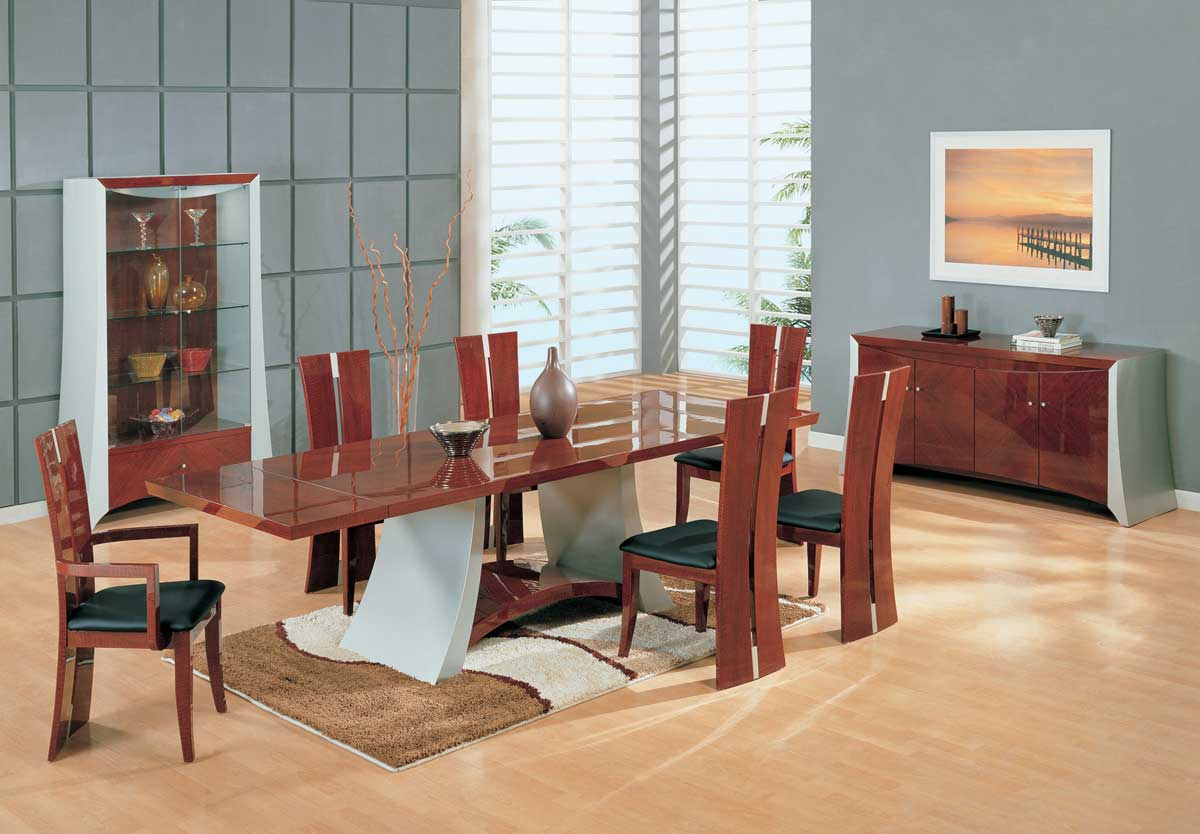 Global Furniture USA Rosa Dining Set - Bubenga