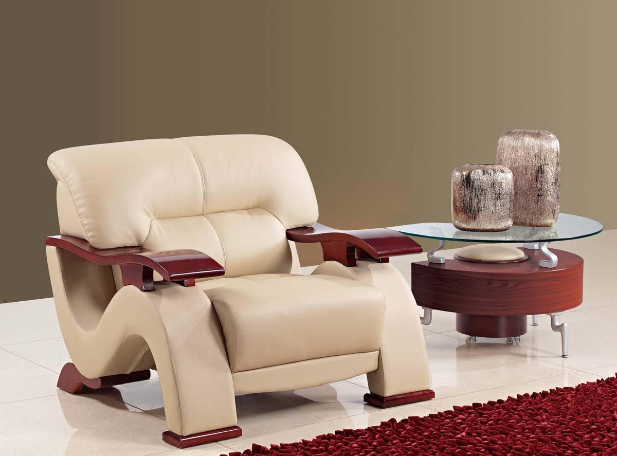 Global Furniture USA 2033 Chair - Cappuccino