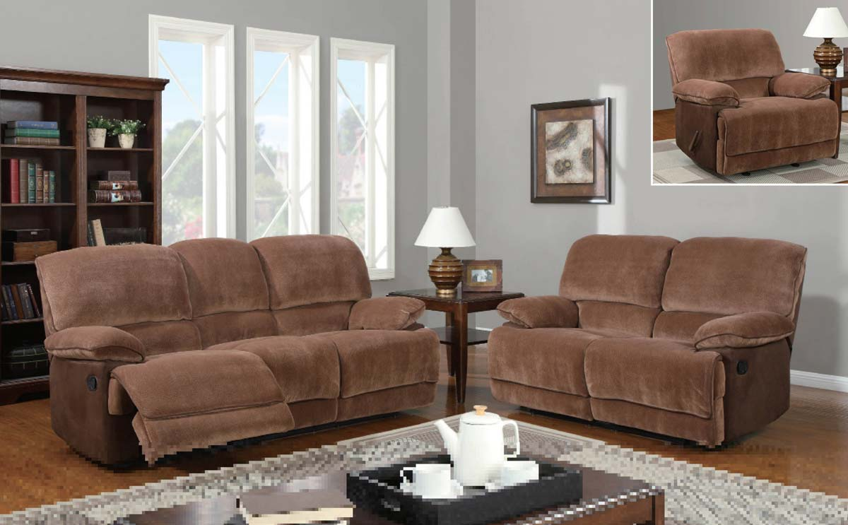 Quality global furniture usa u9968 rs sofa set 9968 reclining sofa