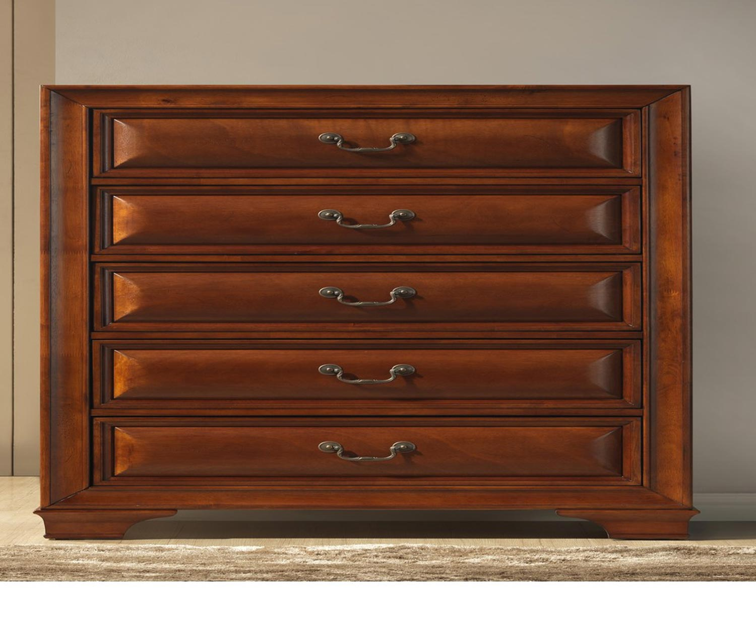 Global Furniture USA Veronica Chest - Antique Oak