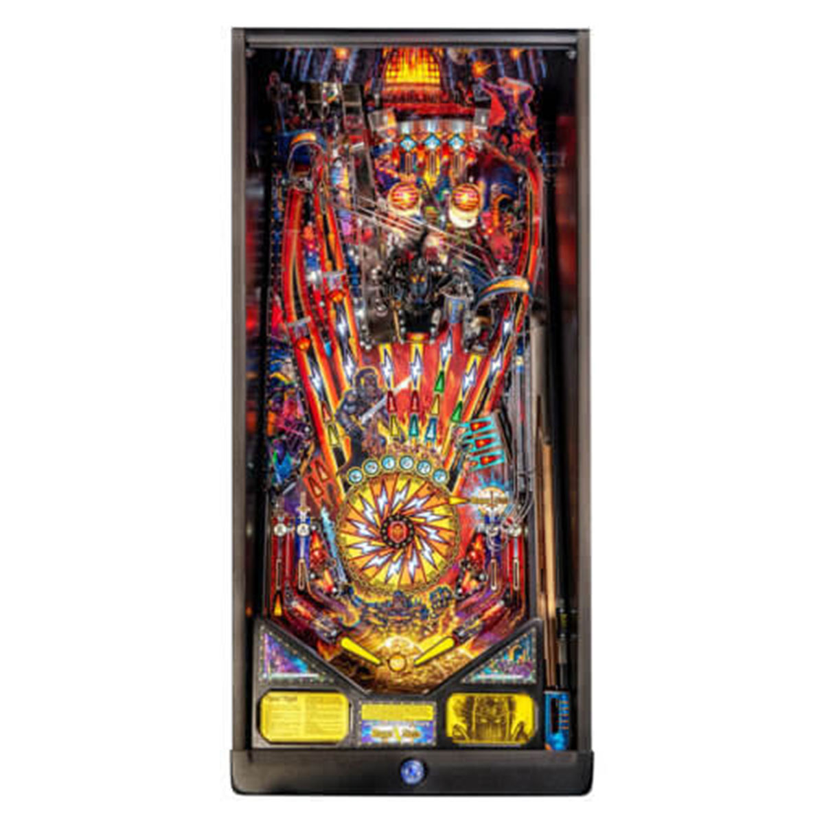 Ultimate Pinball Black Knight - Sword of Rage Pro Pinball Machine