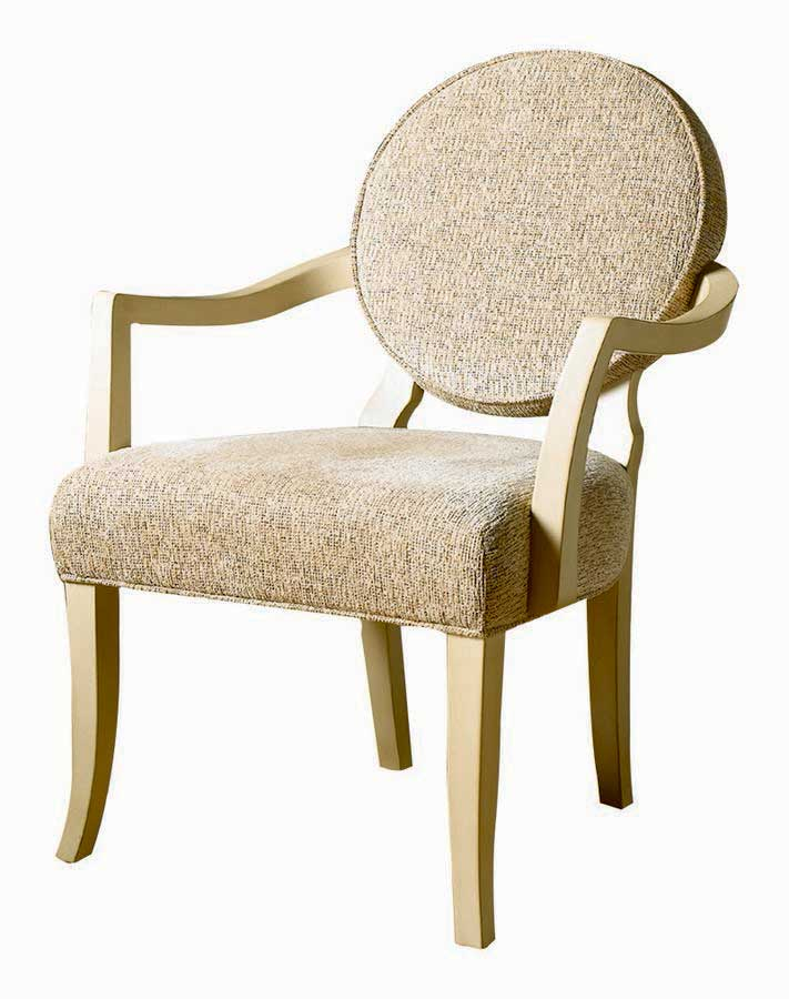 Cheap Harris Marcus Home Baldwin Armchair – Blonde – Set of 2