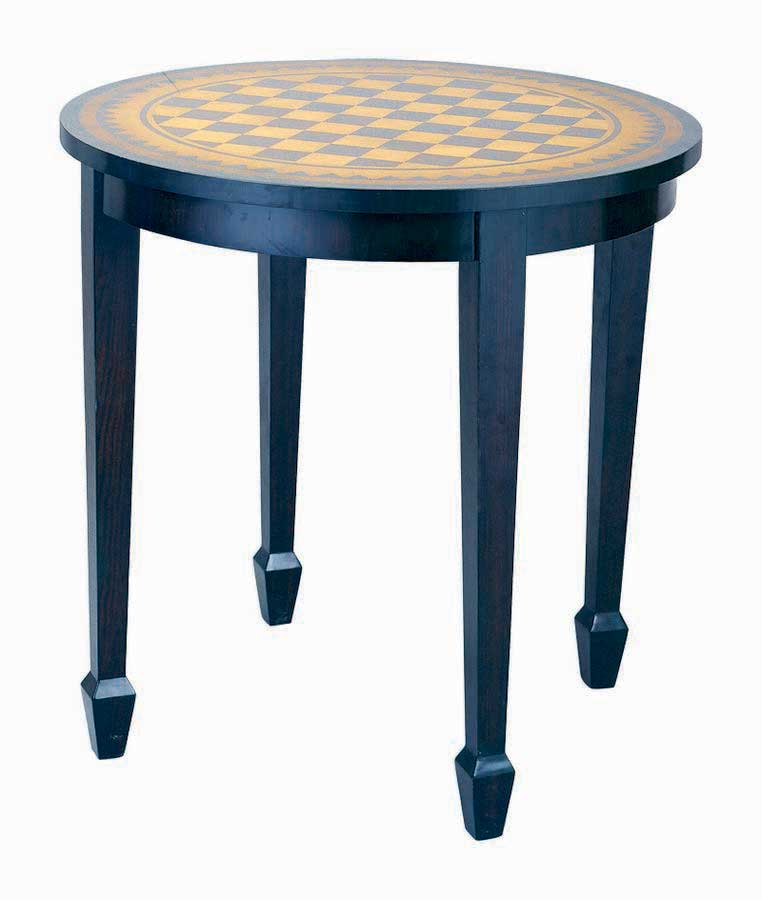 Home Game Tables - Ingalls Game Table-Harris Marcus Home