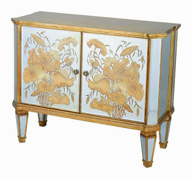 Harris Marcus Home Blossom Mirrored Cabinet