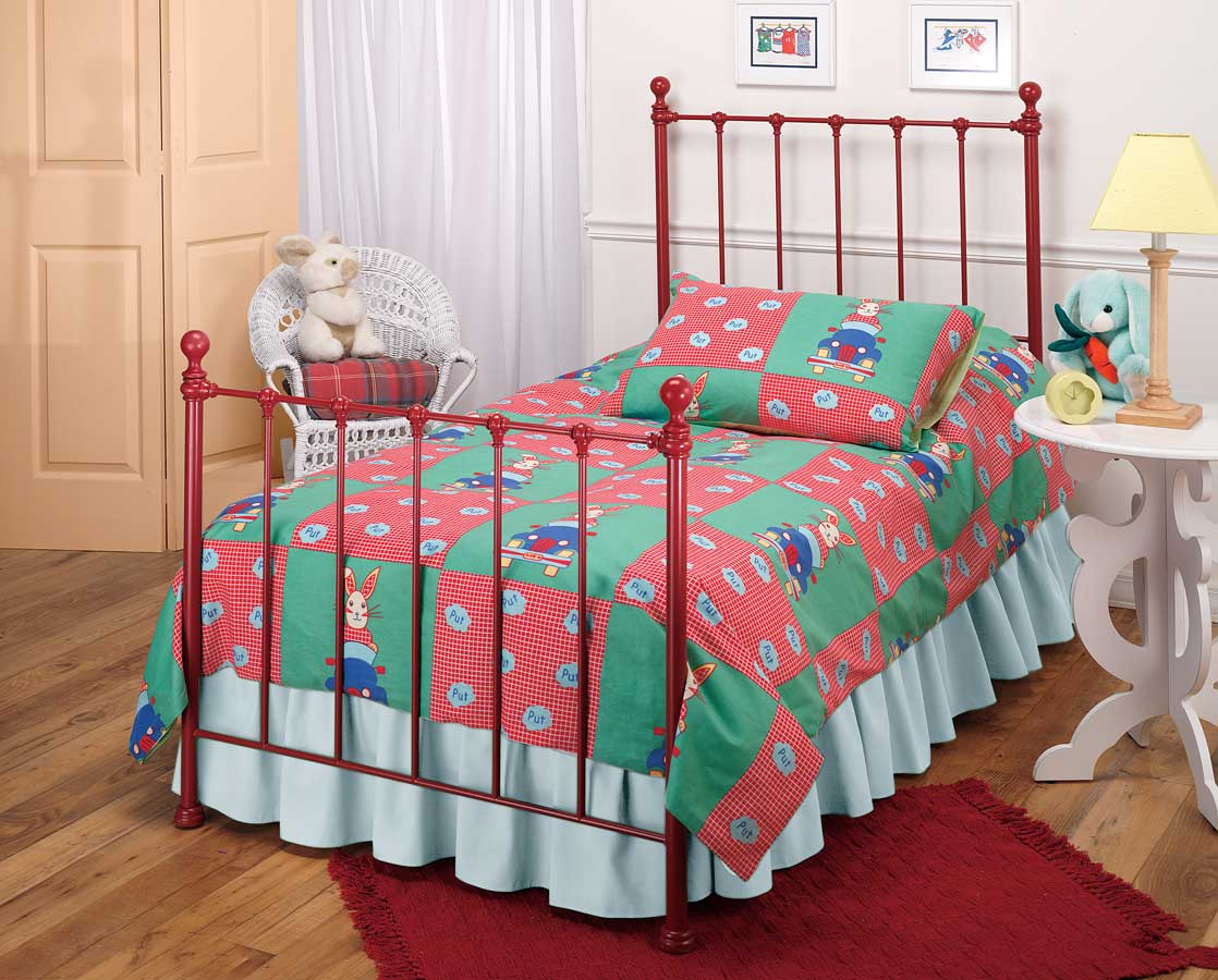 Hillsdale Molly Bed - Red