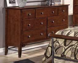 Hillsdale Mid-town Dresser