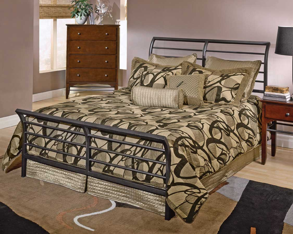 Hillsdale Mid-town Contemporary Bed