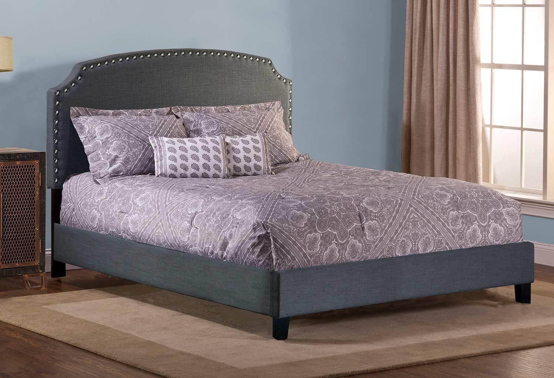 Hillsdale Lani Bed - Linen/Gray