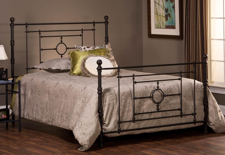 Hillsdale Cameron Bed - Bronze