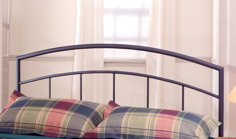 Hillsdale Julien Headboard - Textured Black