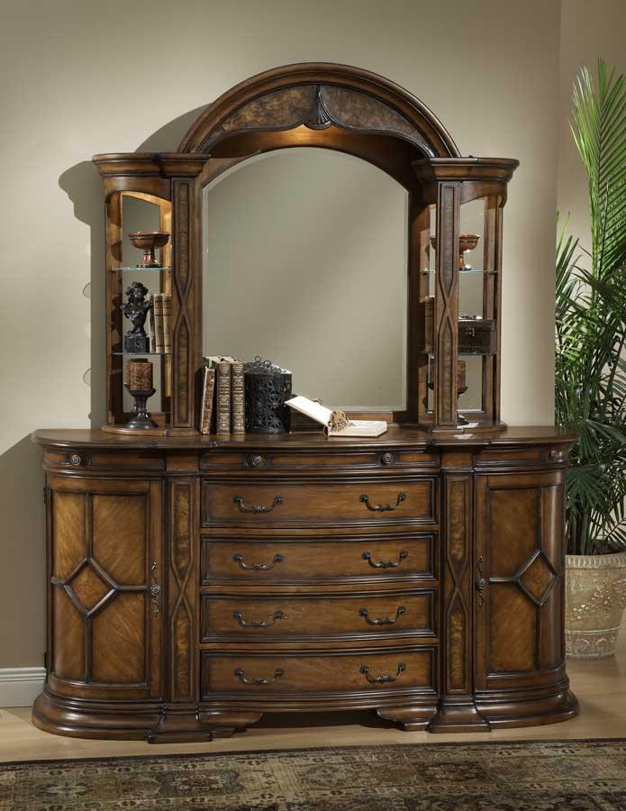 Hillsdale Old England Door Dresser