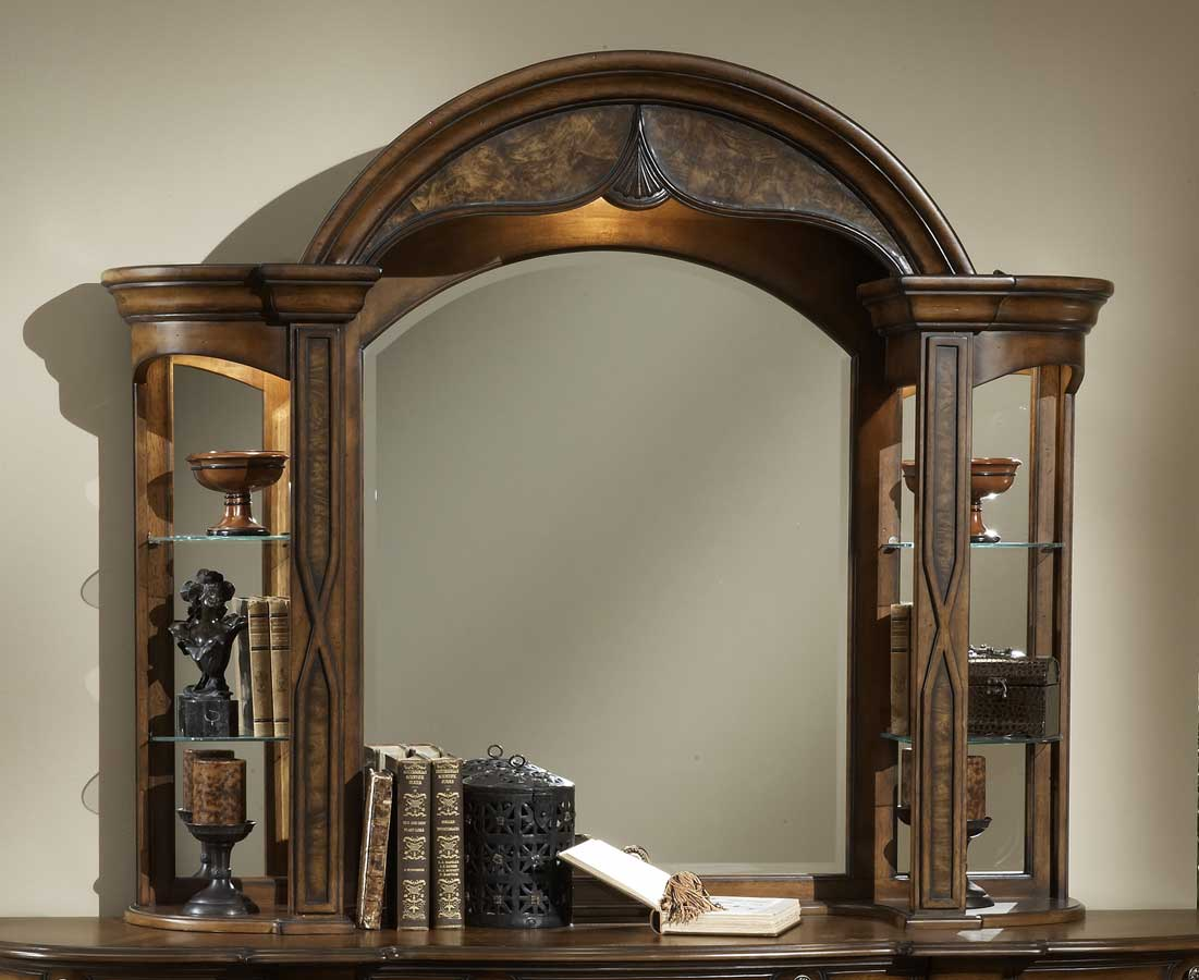 Hillsdale Old England Hutch Mirror