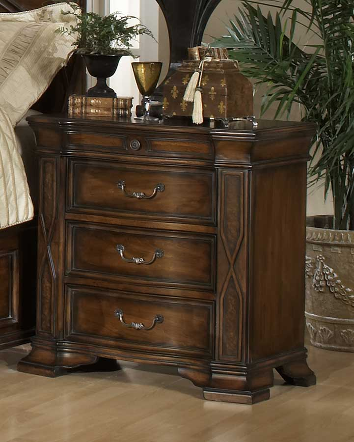 Hillsdale Old England Nightstand
