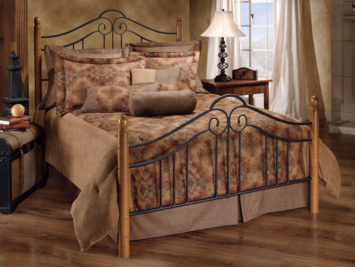 Hillsdale Pine Crest Bed