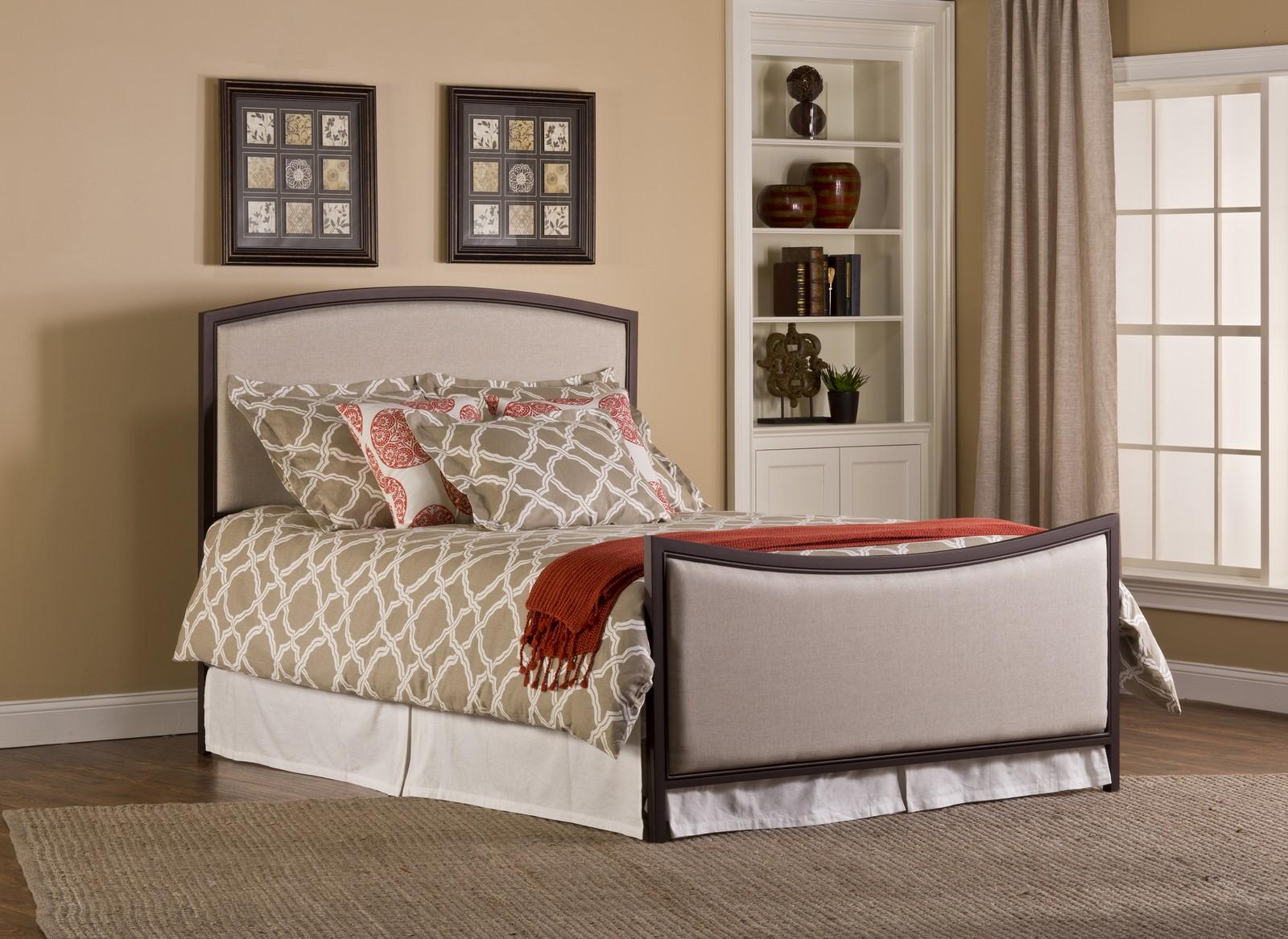 Hillsdale Bayside Bed Set - Bronze - Beige