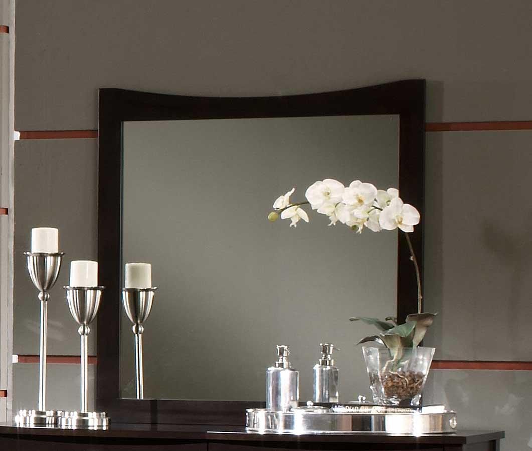 Hillsdale Tiburon Tall Dresser Wood Mirror