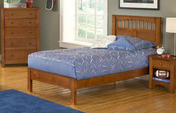 Hillsdale Taylor Falls Low Profile Bed