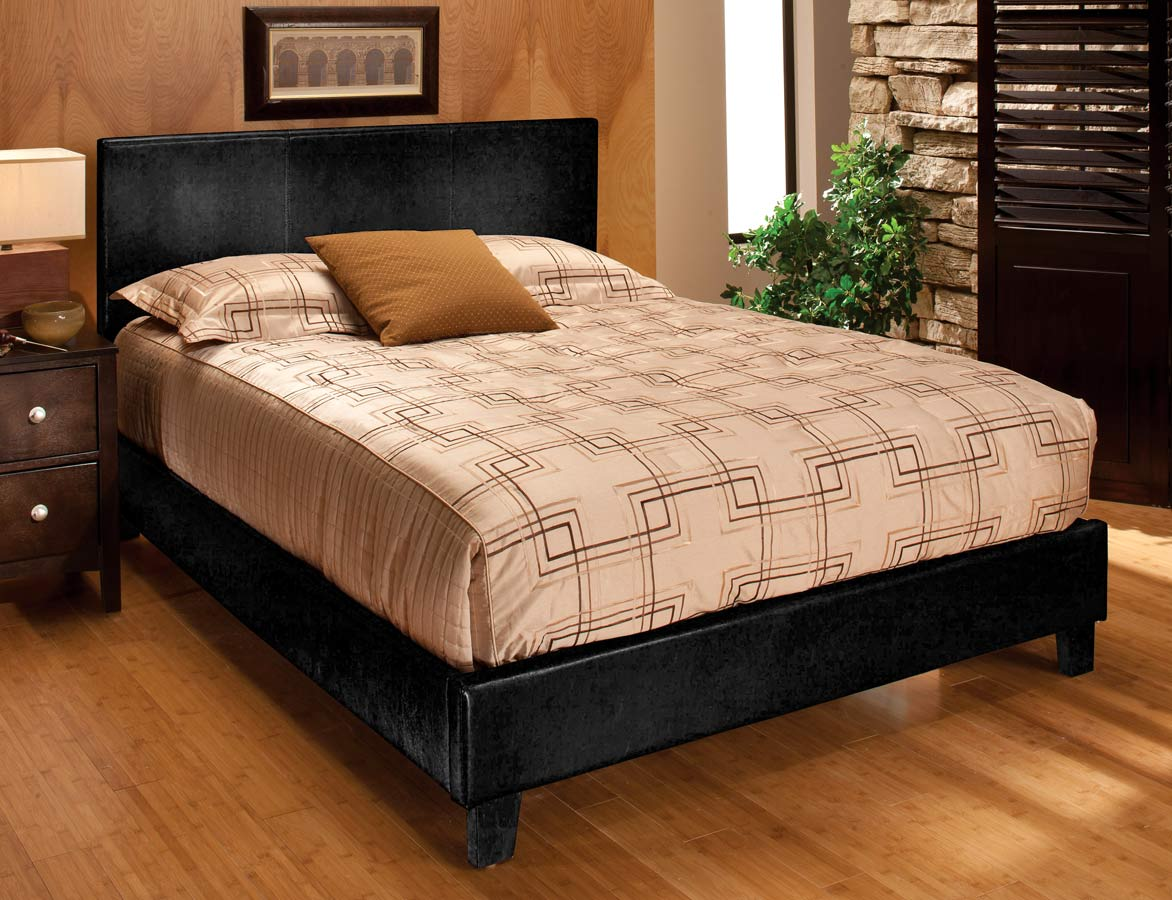 Hillsdale Harbortown Bed - Black
