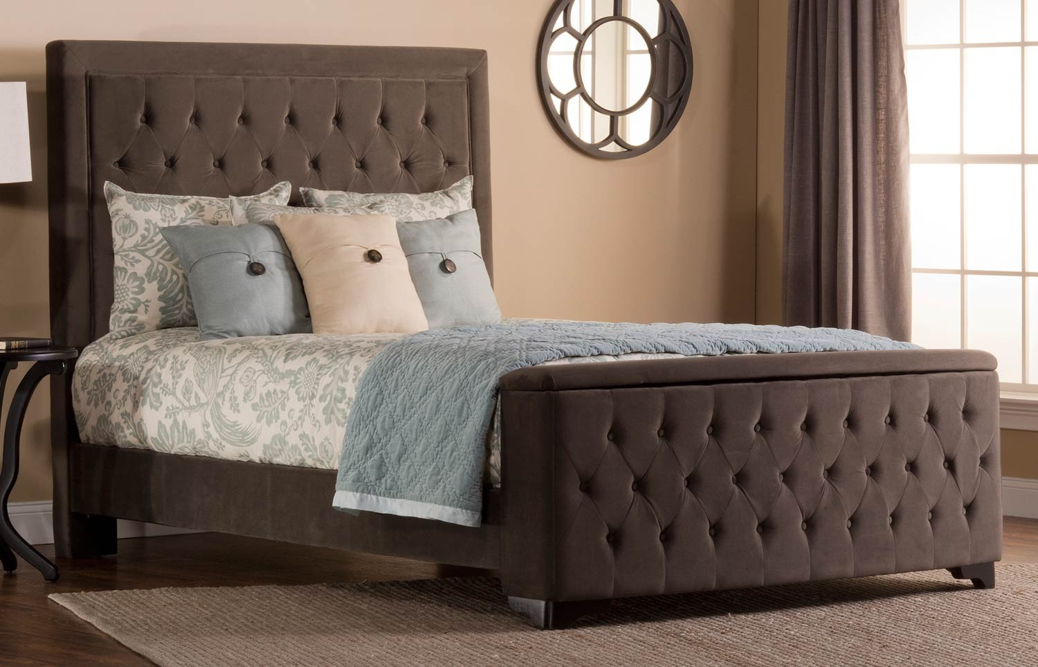Hillsdale Kaylie Bed - Pewter