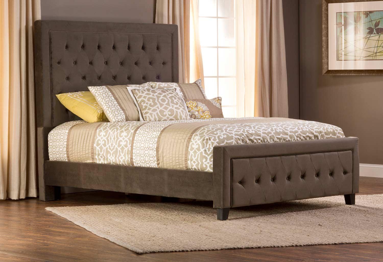 Hillsdale Kaylie Bed - Pewter