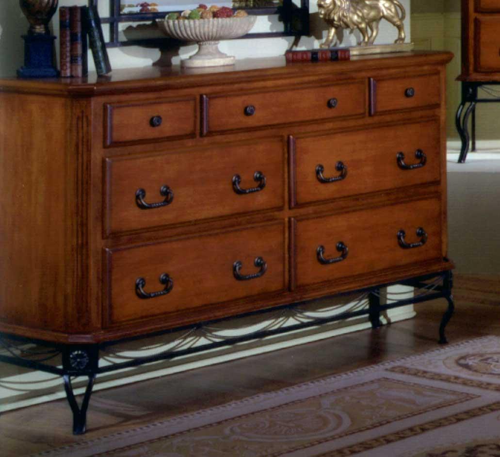 Hillsdale Camelot Dresser in Cherry